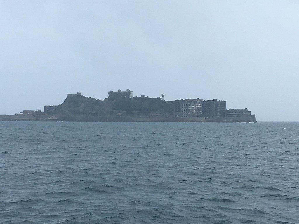 戦艦「端島」。大和型の倍ちかくあります。