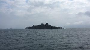 【世界遺産】軍艦島で見かけた釣り人【そんなの関係ねぇ】