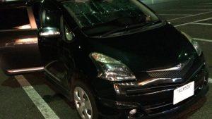 トヨタ ラクティスで車中泊 完全ガイド パート1